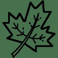 Churchill Stonecast Geschirr im Herbst